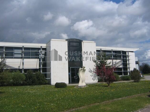 Location bureaux Schiltigheim Cushman & Wakefield
