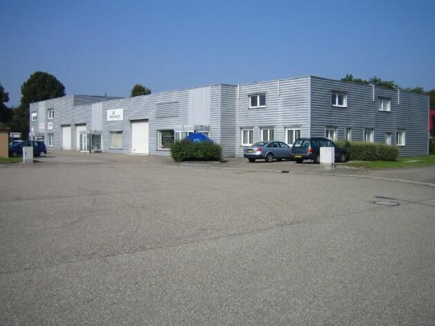 Location bureaux Geispolsheim Cushman & Wakefield