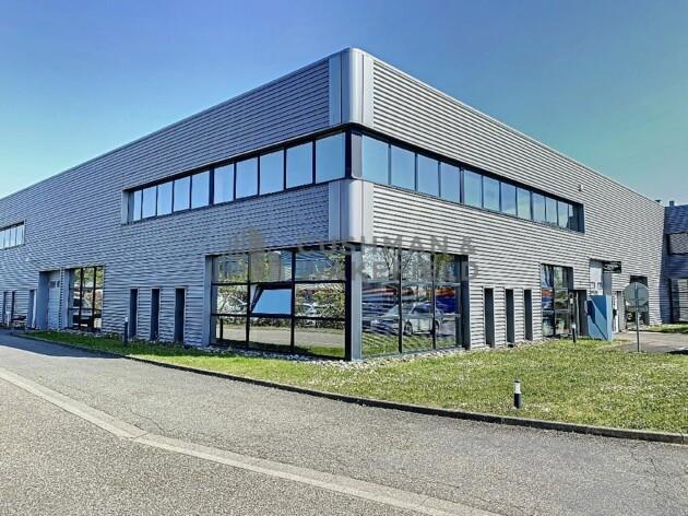 Location bureaux Hoenheim Cushman & Wakefield