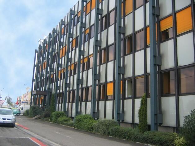 Location bureaux Fegersheim Cushman & Wakefield