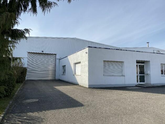 Location entrepôts / activité Vendenheim Cushman & Wakefield