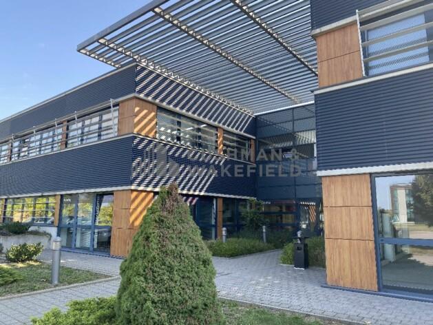 Location bureaux Niederhausbergen Cushman & Wakefield