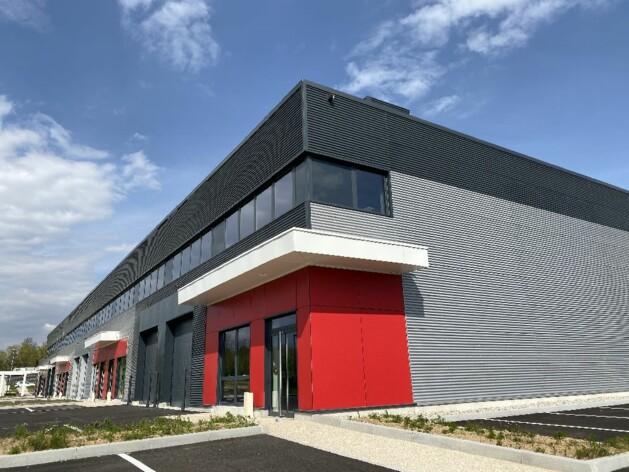 Location entrepôts / activité Bernolsheim Cushman & Wakefield