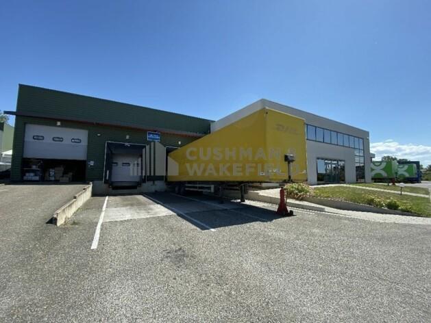 Achat ou Location entrepôts / activité Brumath Cushman & Wakefield