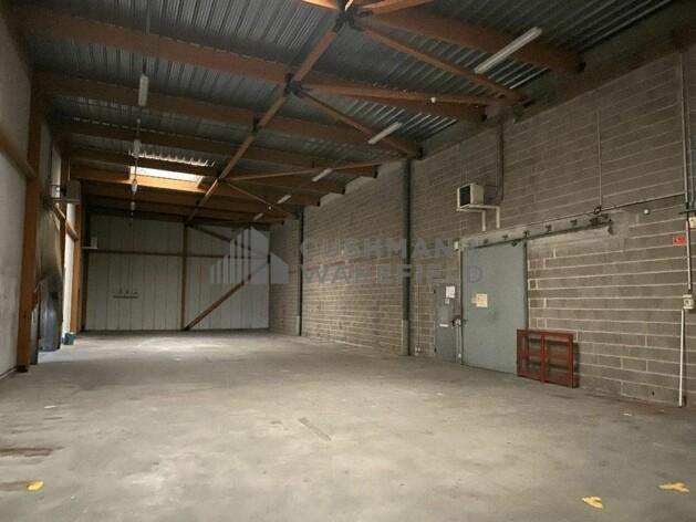 Location entrepôts / activité Reichstett Cushman & Wakefield