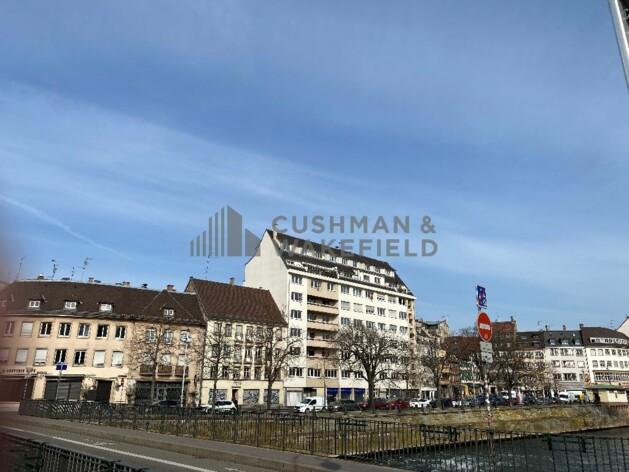 Achat bureaux Strasbourg Cushman & Wakefield