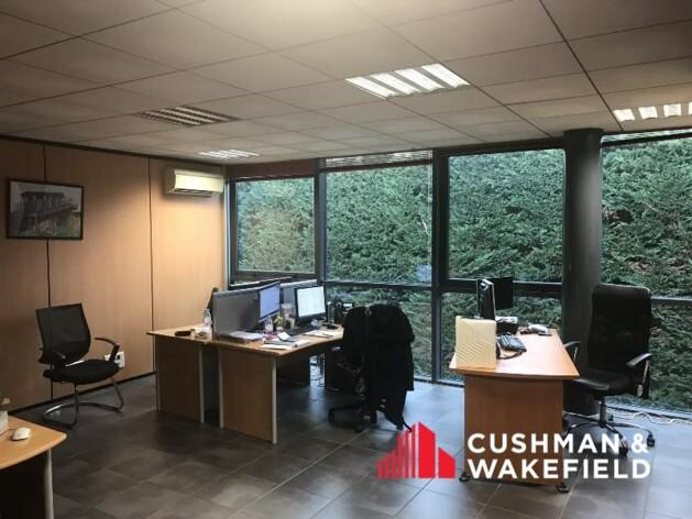 Location bureaux Saint-Jean Cushman & Wakefield
