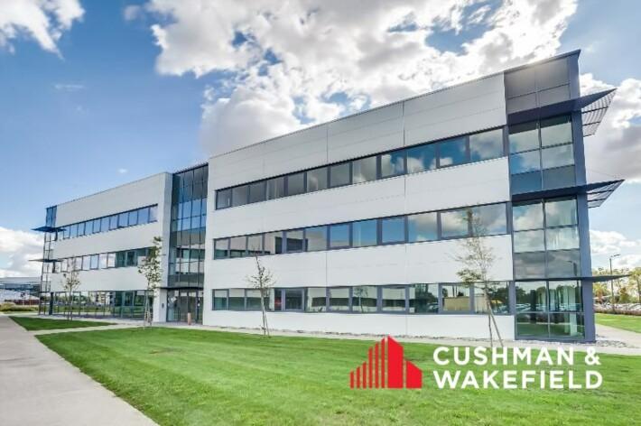 Location bureaux Toulouse Cushman & Wakefield