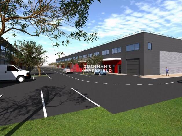 Location entrepôts / activité Toulouse Cushman & Wakefield