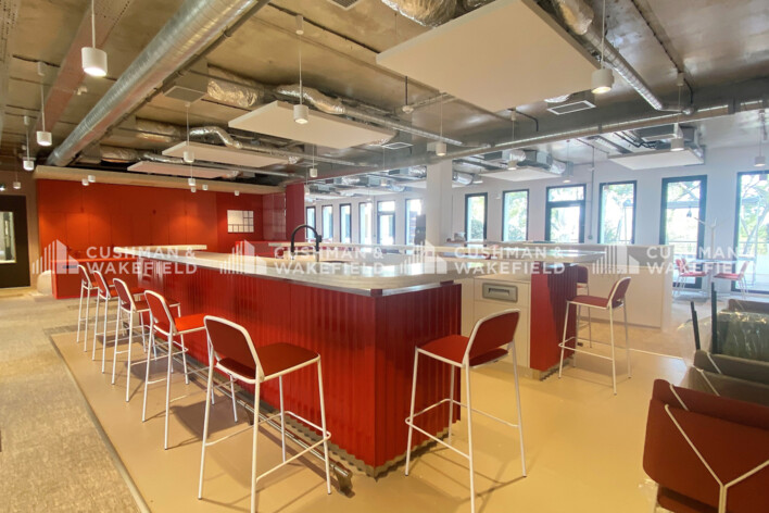 Location bureau privé Aix-en-Provence Cushman & Wakefield