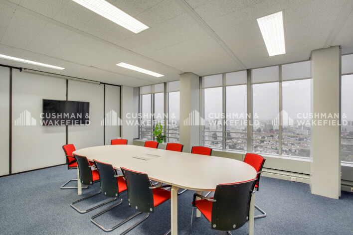 Location salle de réunion Bagnolet Cushman & Wakefield