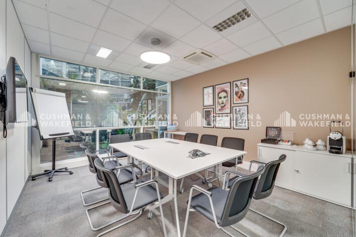 Location salle de réunion Villepinte Cushman & Wakefield