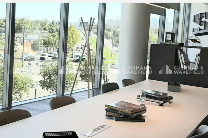Location bureau privatif Bezons Cushman & Wakefield