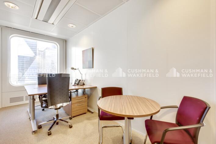 Location bureau privatif Puteaux Cushman & Wakefield