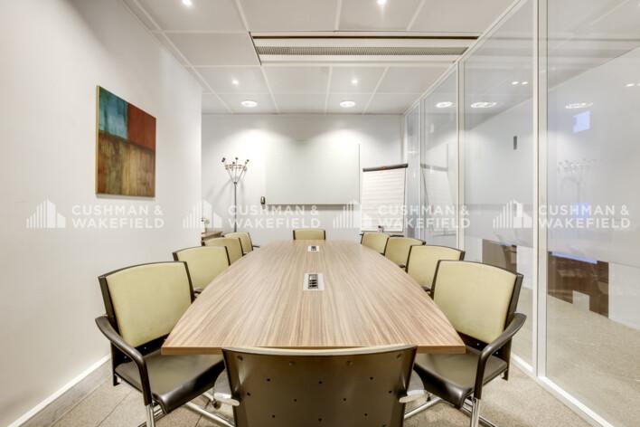 Location salle de réunion Puteaux Cushman & Wakefield