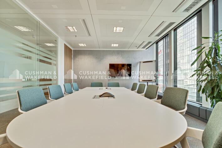 Location salle de réunion Courbevoie Cushman & Wakefield