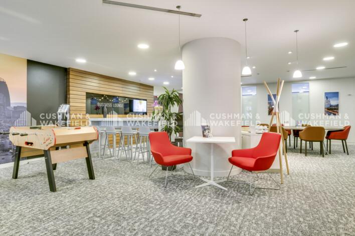 Location coworking Courbevoie Cushman & Wakefield