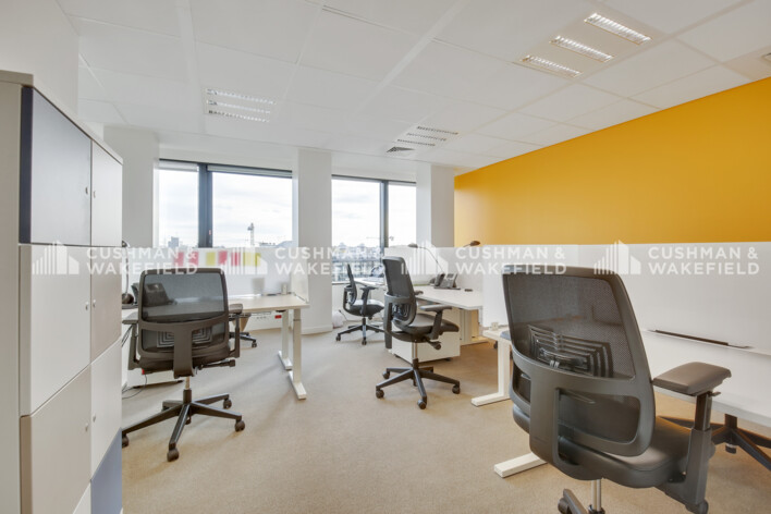 Location coworking La Garenne-Colombes Cushman & Wakefield