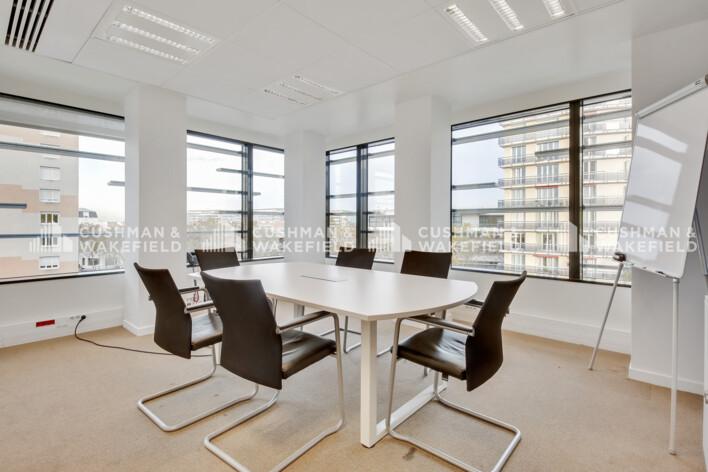 Location salle de réunion La Garenne-Colombes Cushman & Wakefield