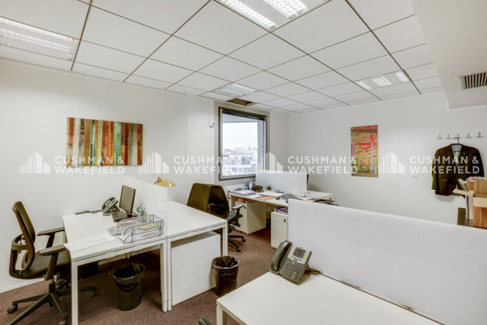 Location coworking Levallois-Perret Cushman & Wakefield