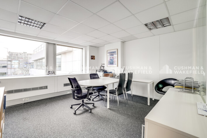 Location coworking Montrouge Cushman & Wakefield
