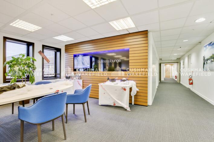 Location coworking Nanterre Cushman & Wakefield
