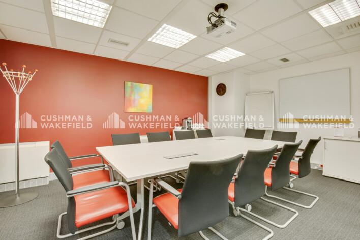Location salle de réunion Nanterre Cushman & Wakefield