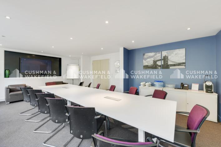 Location salle de réunion Neuilly-sur-Seine Cushman & Wakefield