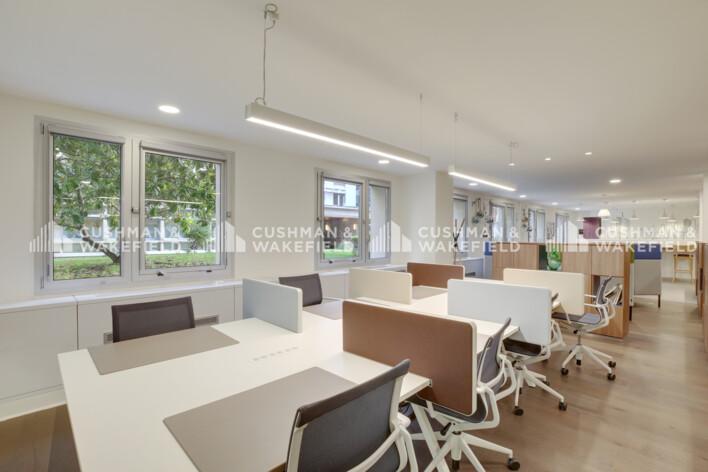 Location coworking Neuilly-sur-Seine Cushman & Wakefield