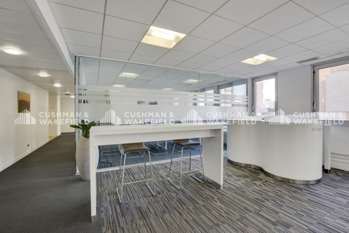 Location coworking Vanves Cushman & Wakefield