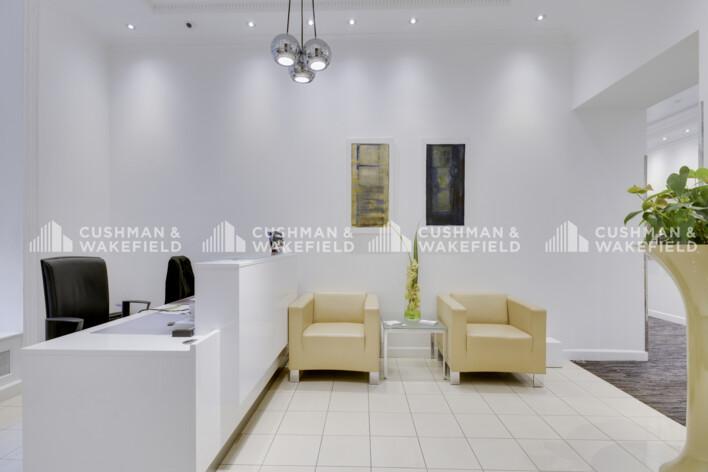 Location coworking Paris 1 Cushman & Wakefield