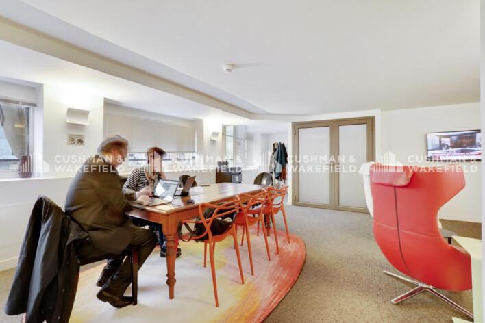 Location coworking Paris 10 Cushman & Wakefield