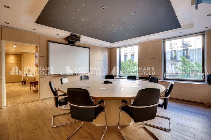 Location salle de réunion Paris 16 Cushman & Wakefield