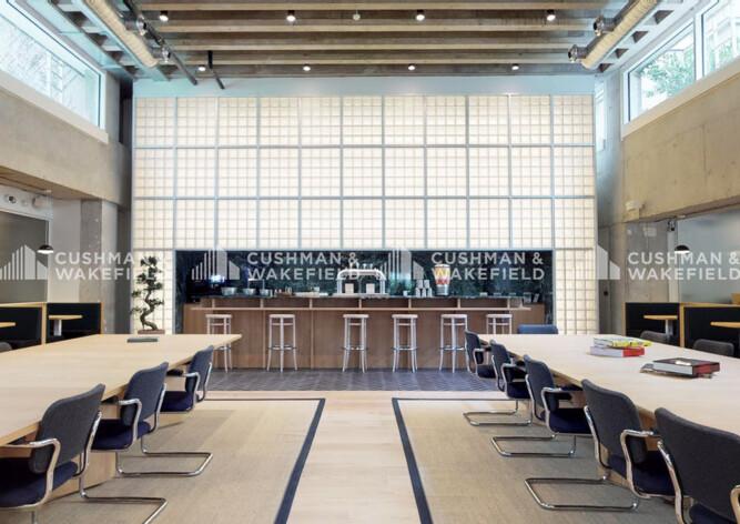 Location bureau privatif Paris 17 Cushman & Wakefield
