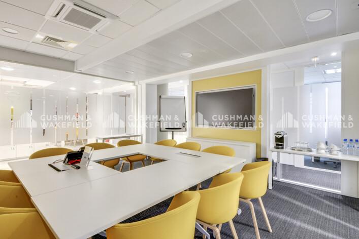 Location salle de réunion Villeurbanne Cushman & Wakefield