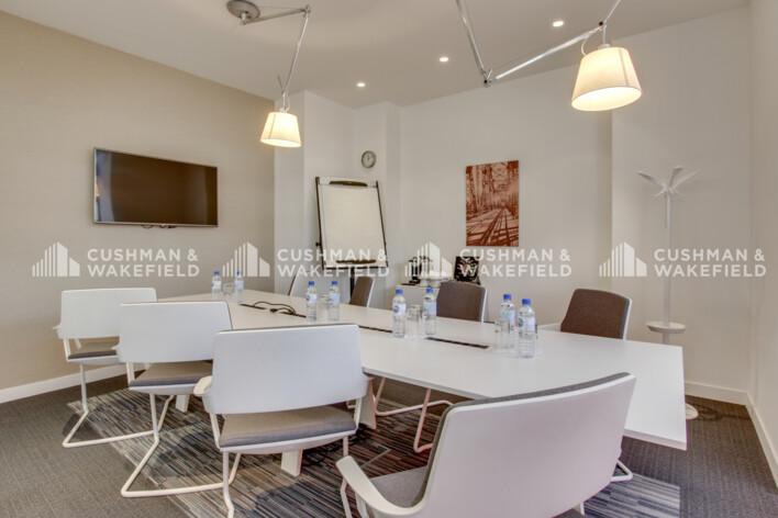 Location salle de réunion Nancy Cushman & Wakefield