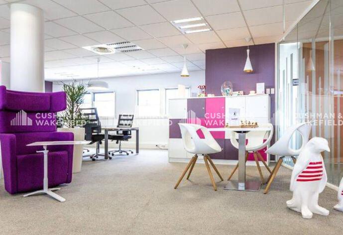 Location bureau privé Nantes Cushman & Wakefield