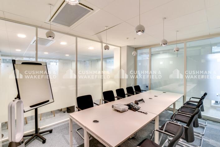 Location salle de réunion Nantes Cushman & Wakefield