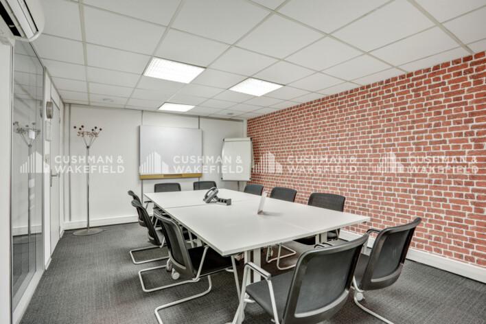Location salle de réunion Nice Cushman & Wakefield