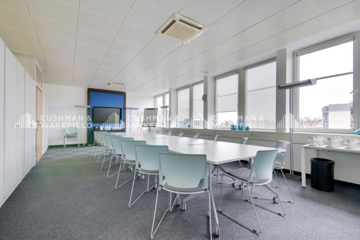 Location salle de réunion Schiltigheim Cushman & Wakefield