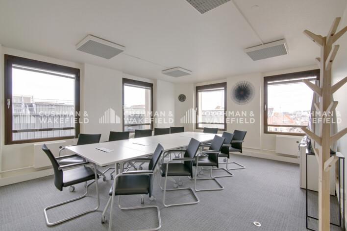 Location salle de réunion Strasbourg Cushman & Wakefield