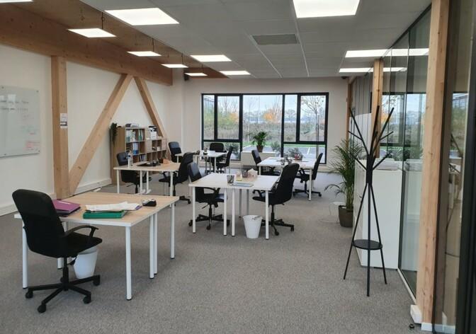 Location coworking Schiltigheim Cushman & Wakefield