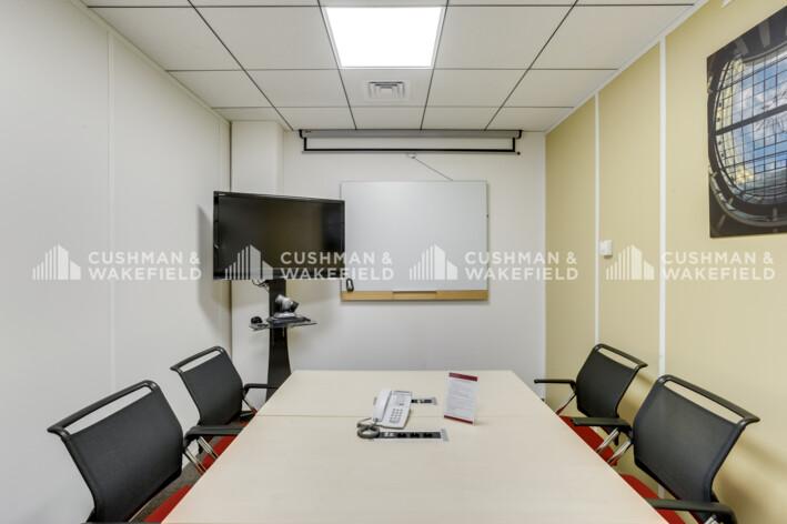 Location salle de réunion Blagnac Cushman & Wakefield