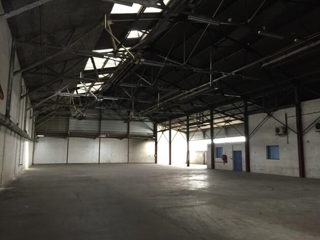 Location entrepôts / activité Vénissieux Cushman & Wakefield