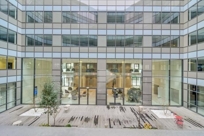 Location bureaux Saint-Ouen Cushman & Wakefield