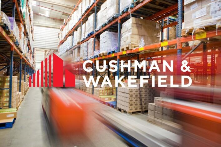 Location entrepôts / activité Wissous Cushman & Wakefield