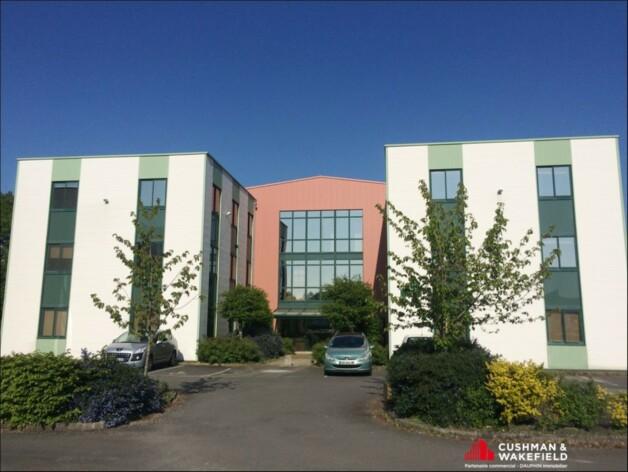 Location bureaux Vern-sur-Seiche Cushman & Wakefield