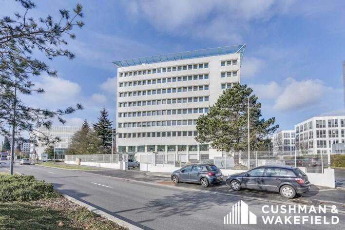 Location bureaux Vélizy-Villacoublay Cushman & Wakefield
