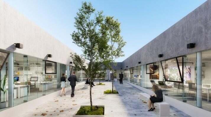Achat bureaux Marseille 8 Cushman & Wakefield