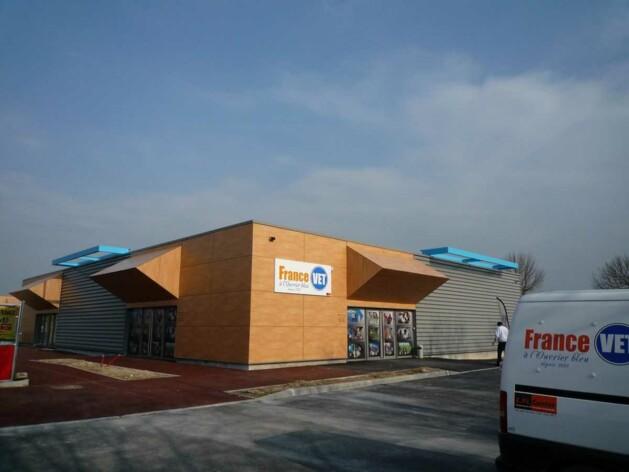 Location commerce Reims Cushman & Wakefield
